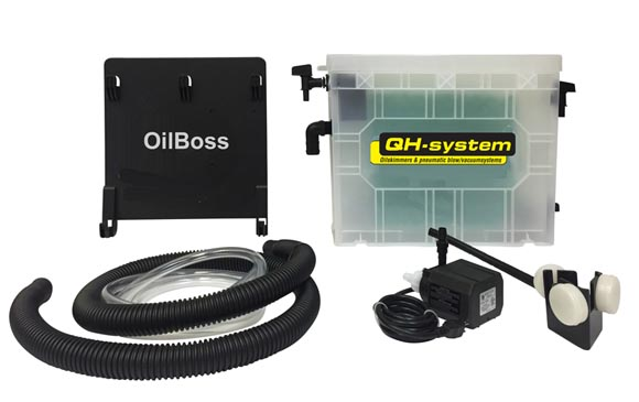 Oljeavskiljare OilBoss