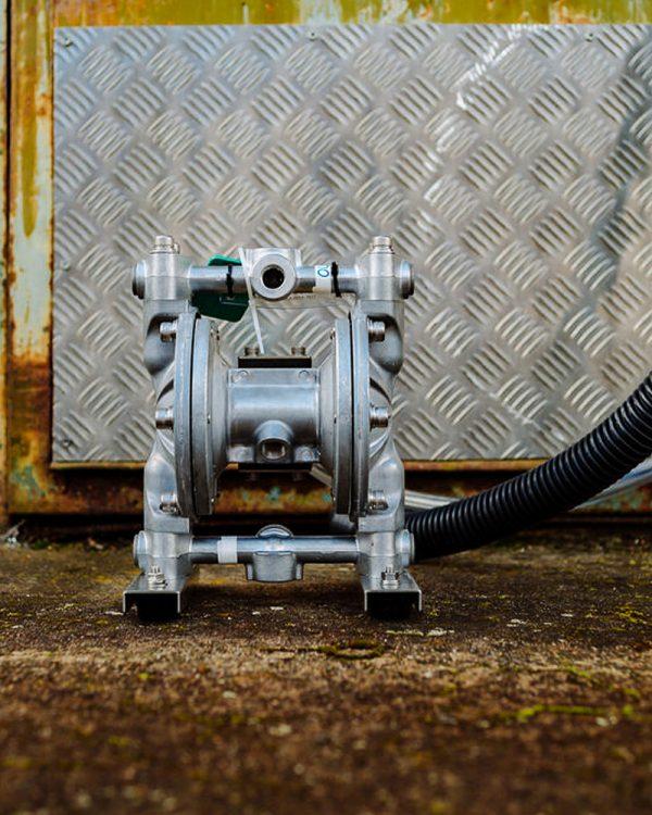 OilBoss oljeavskiljare Skimm Tech - QH-System