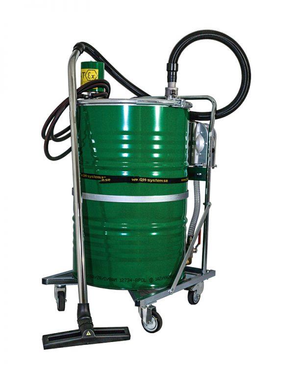 SPILLVAC PumpOut ATEX